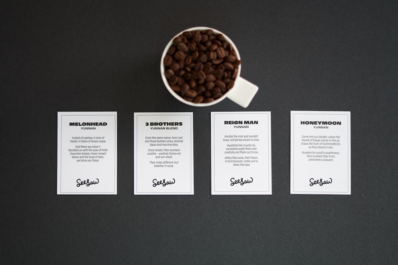 Seesaw Coffee China