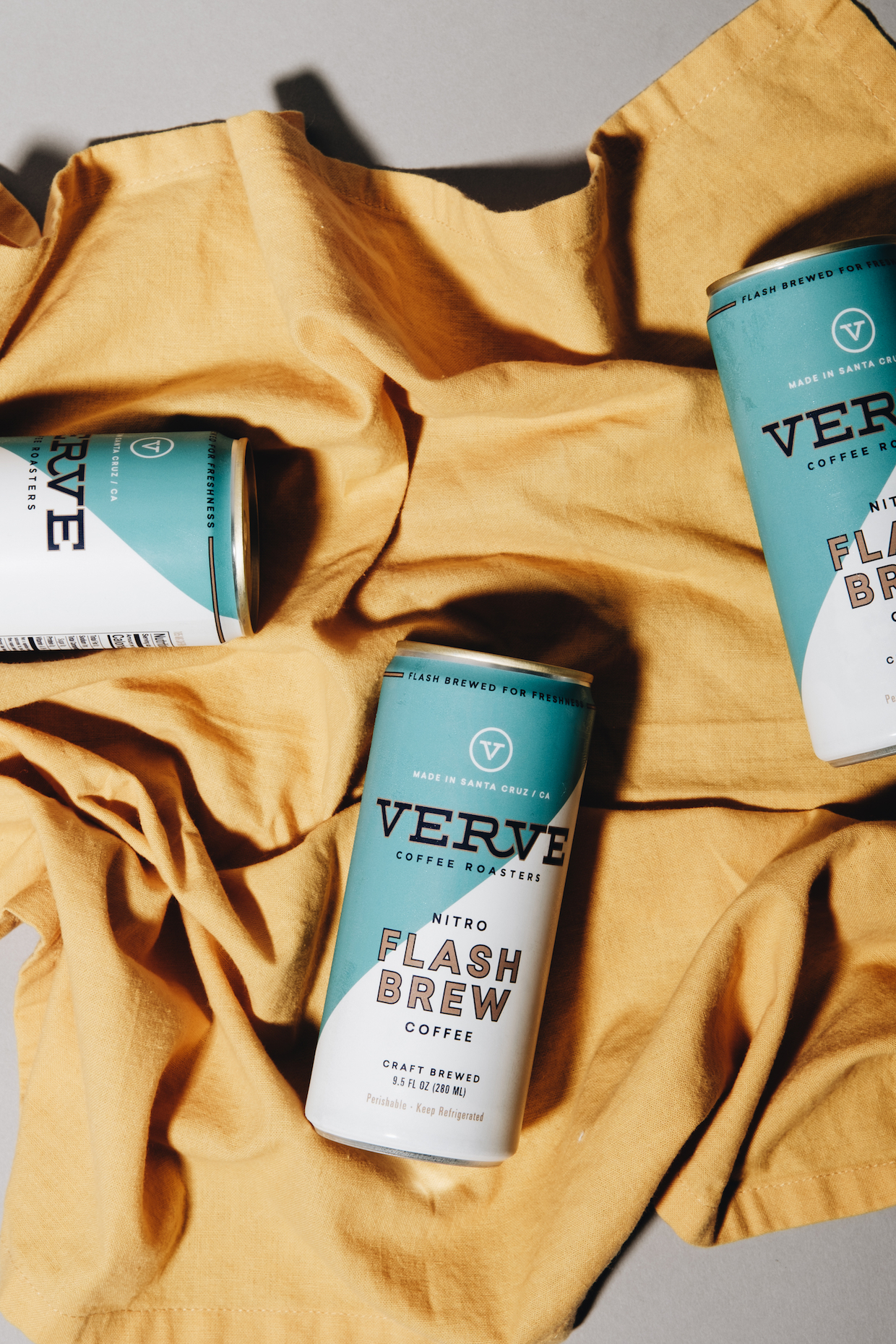 Verve coffee flash-chilled cold brew