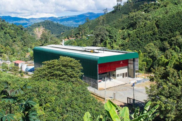 delosAndes Opening $5.5 Million State-of-the-Art Wet Mill in Antioquia