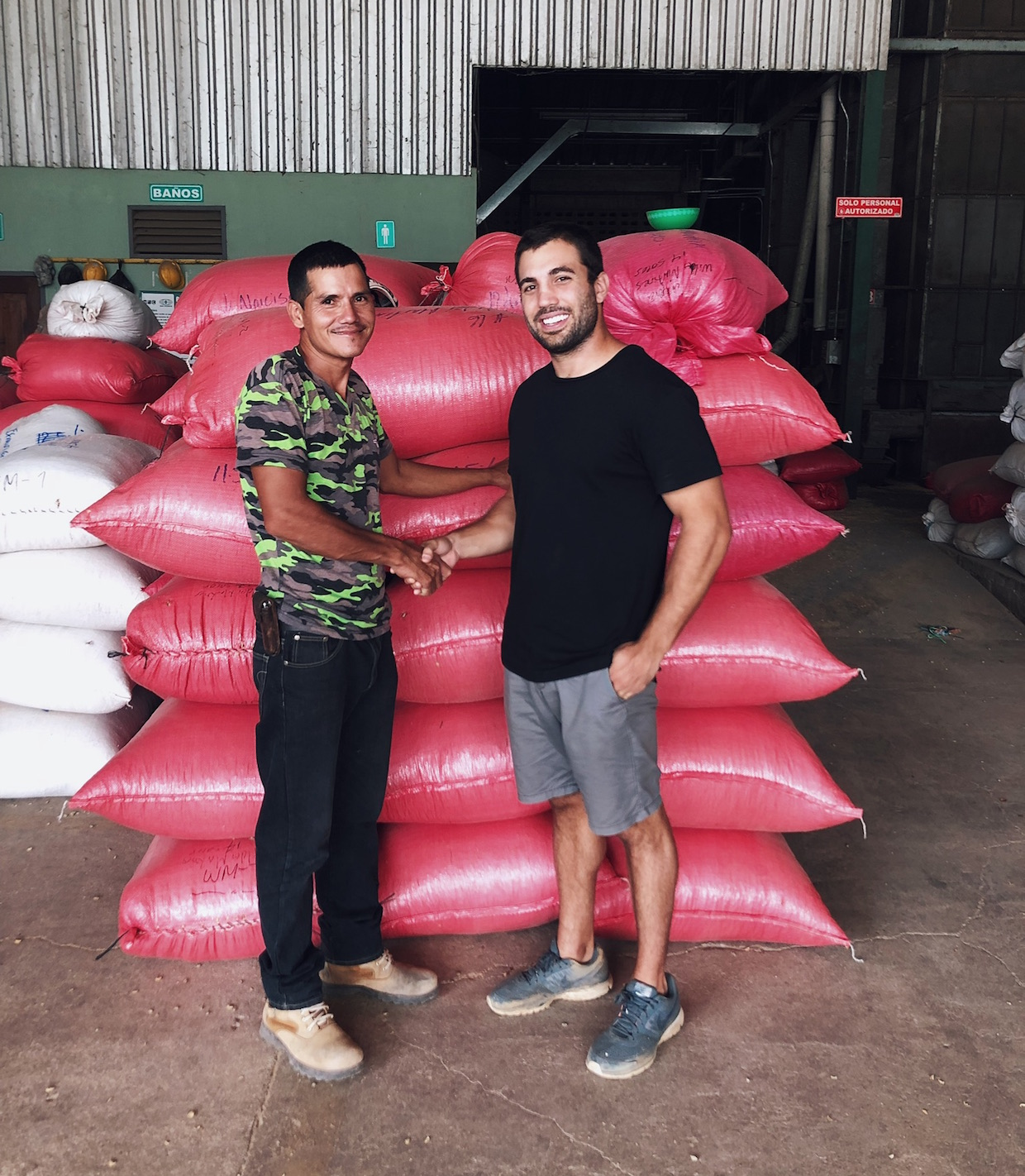 Four Coffee Scottsdale Nico in Honduras