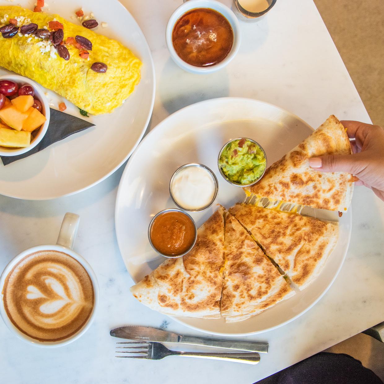 Austin Java food