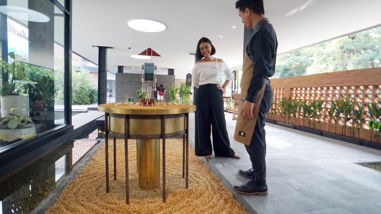 Starbucks Coffee Sanctuary Indonesia
