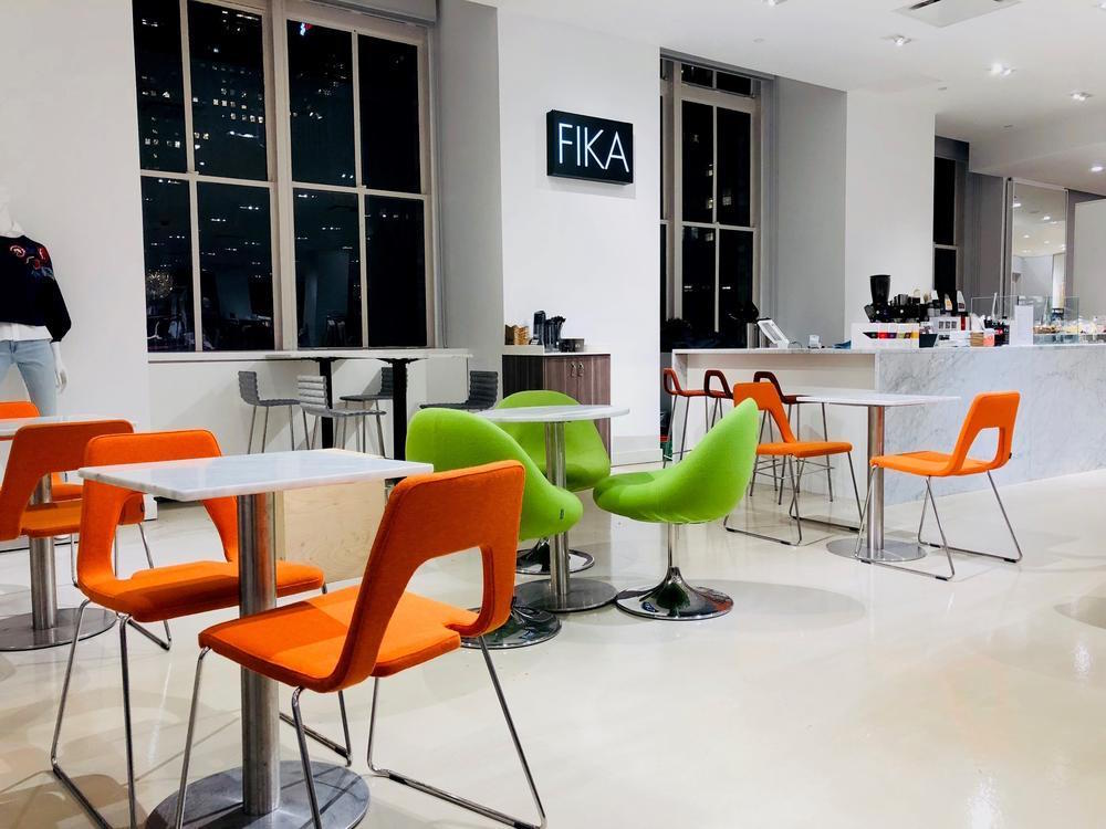 Fika coffee new york