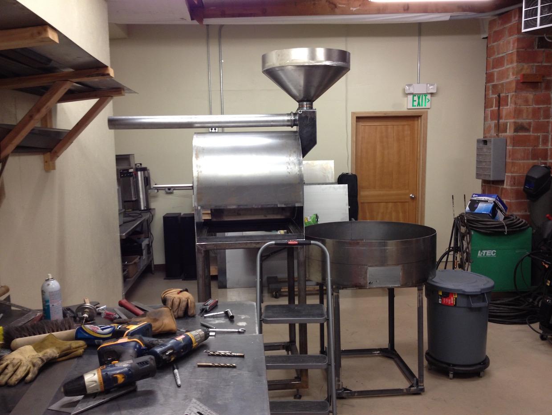 Rainshadow coffee roaster