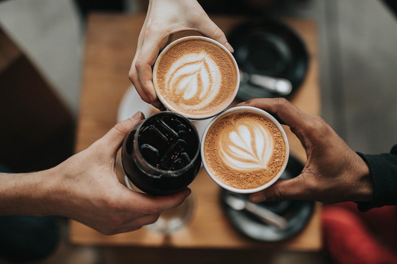 CBD Coffee latte