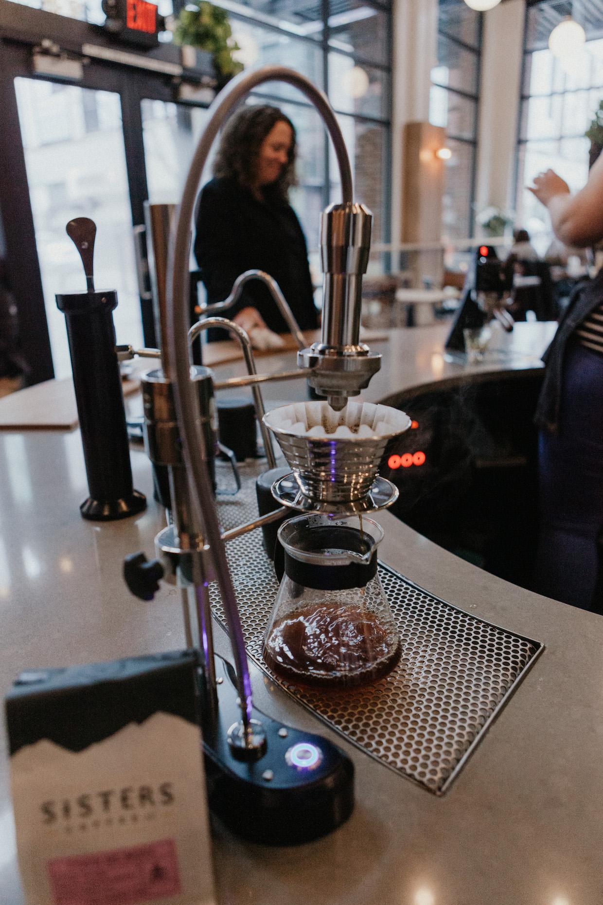 Sisters Coffee Portland