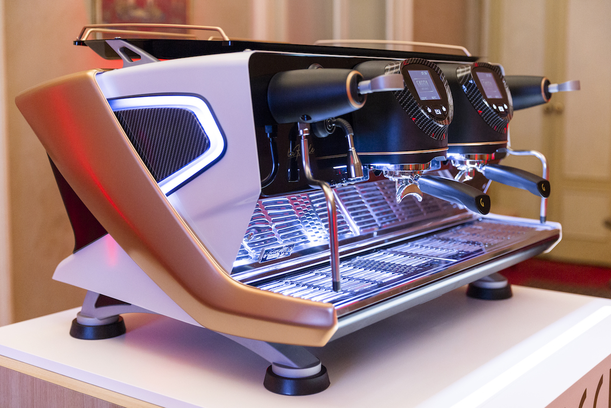 Historic Brand Gaggia Milano Revived With New Commercial