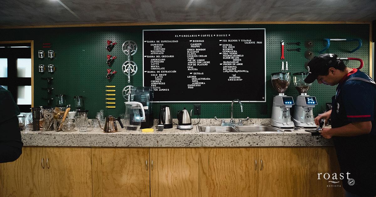 El Gregario Coffee House