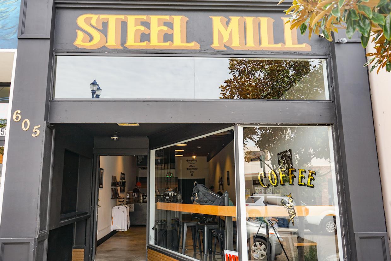 Steel Mill Coffee Oceanside