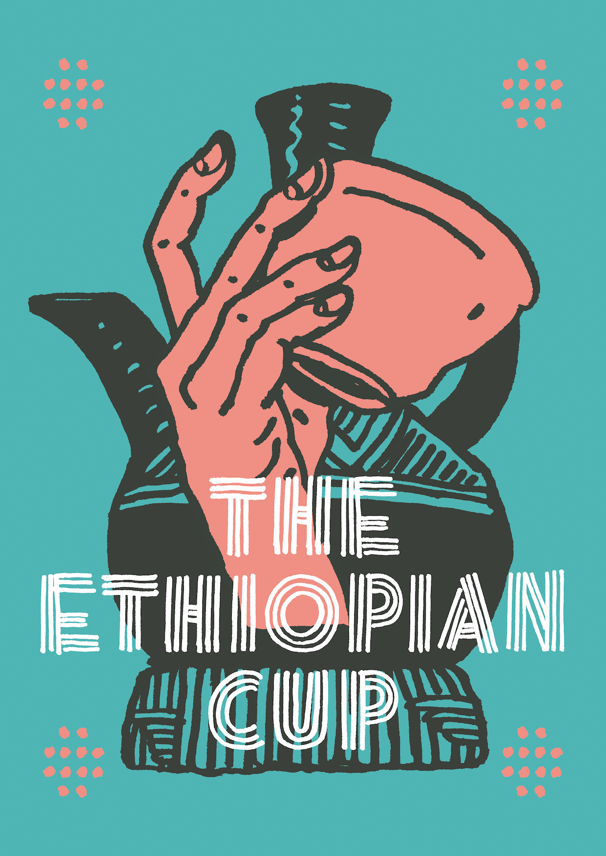 Ethiopian Cup coffee auction
