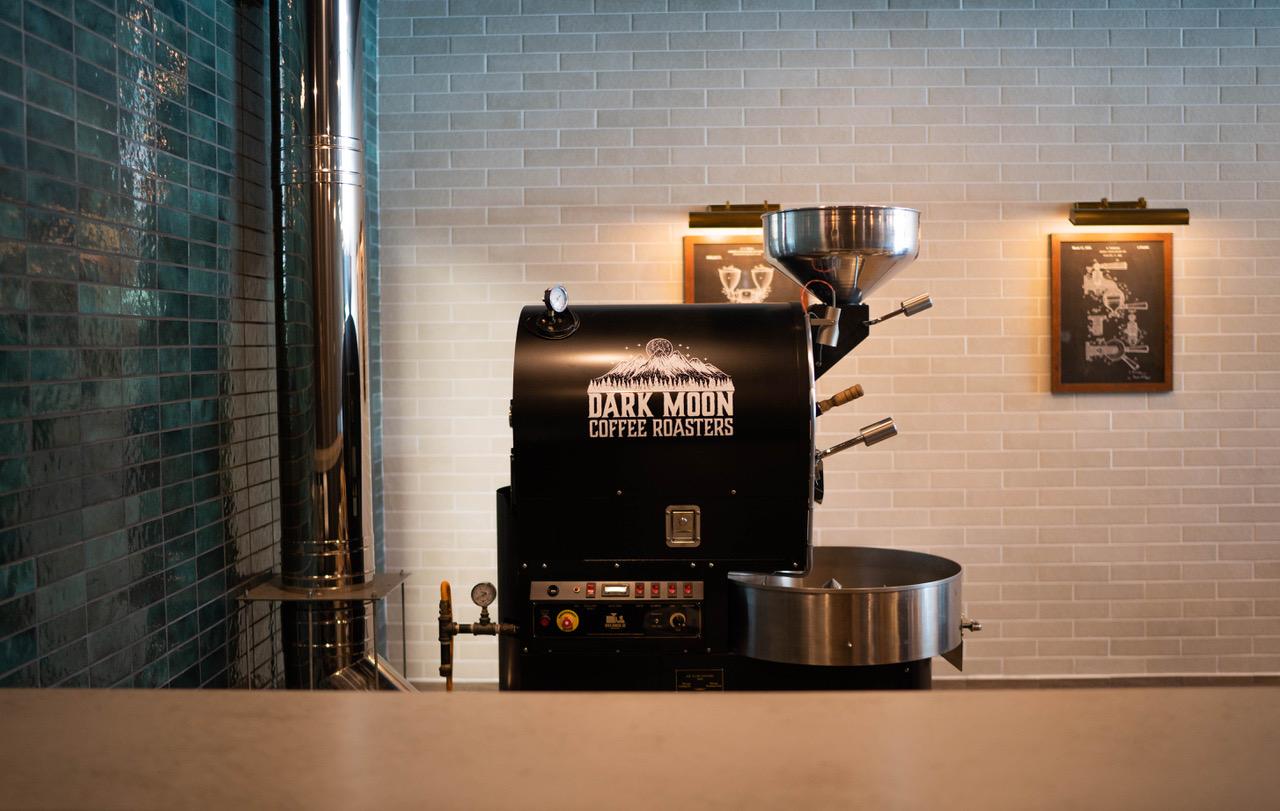 Dark Moon Coffee Diedrich