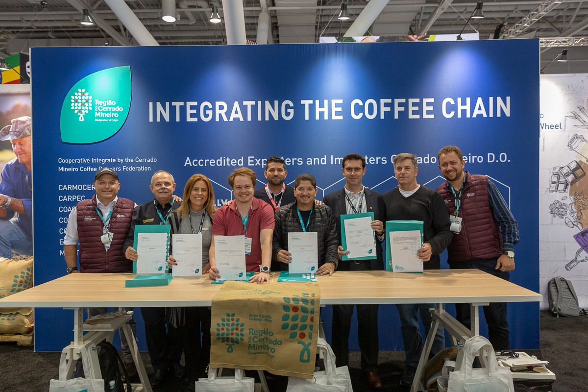 Integrating the Coffee Chain