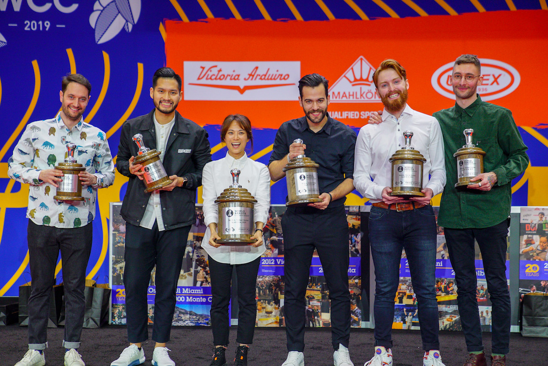 2019 barista championship