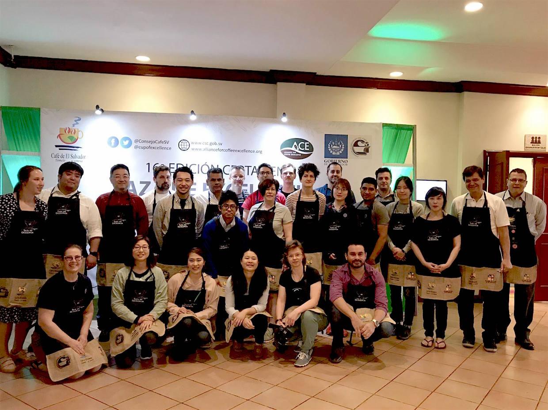 El Salvador Cup of Excellence