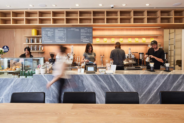 Caffe Luxxe Montecito SB