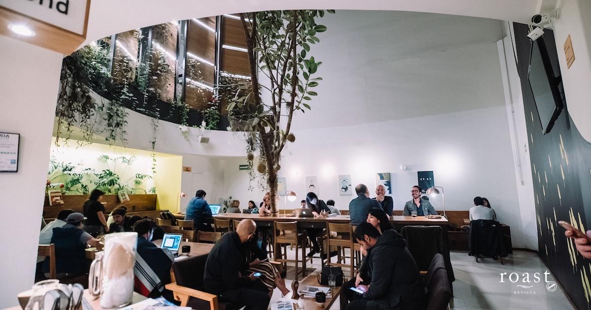 Blend Station cafe