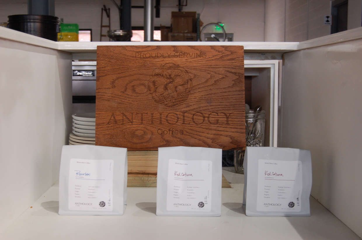 Anthology Coffee Detroit