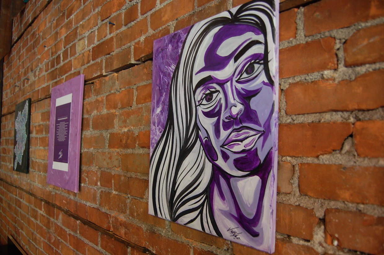 Art on wall 2
