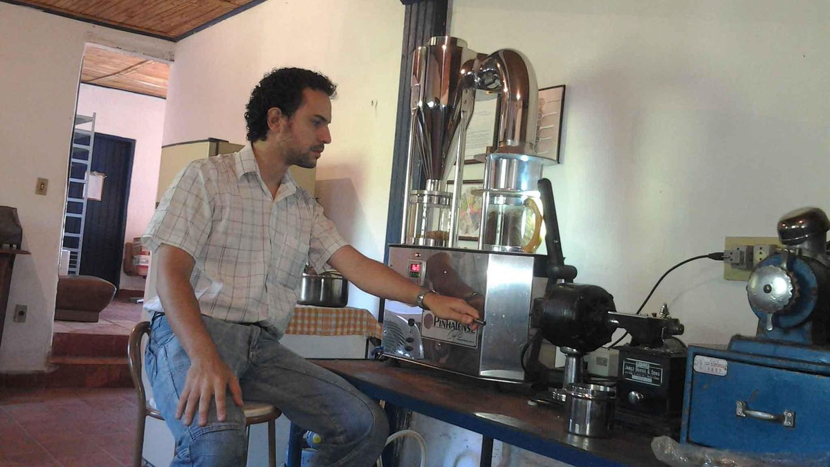 COB Brasil café