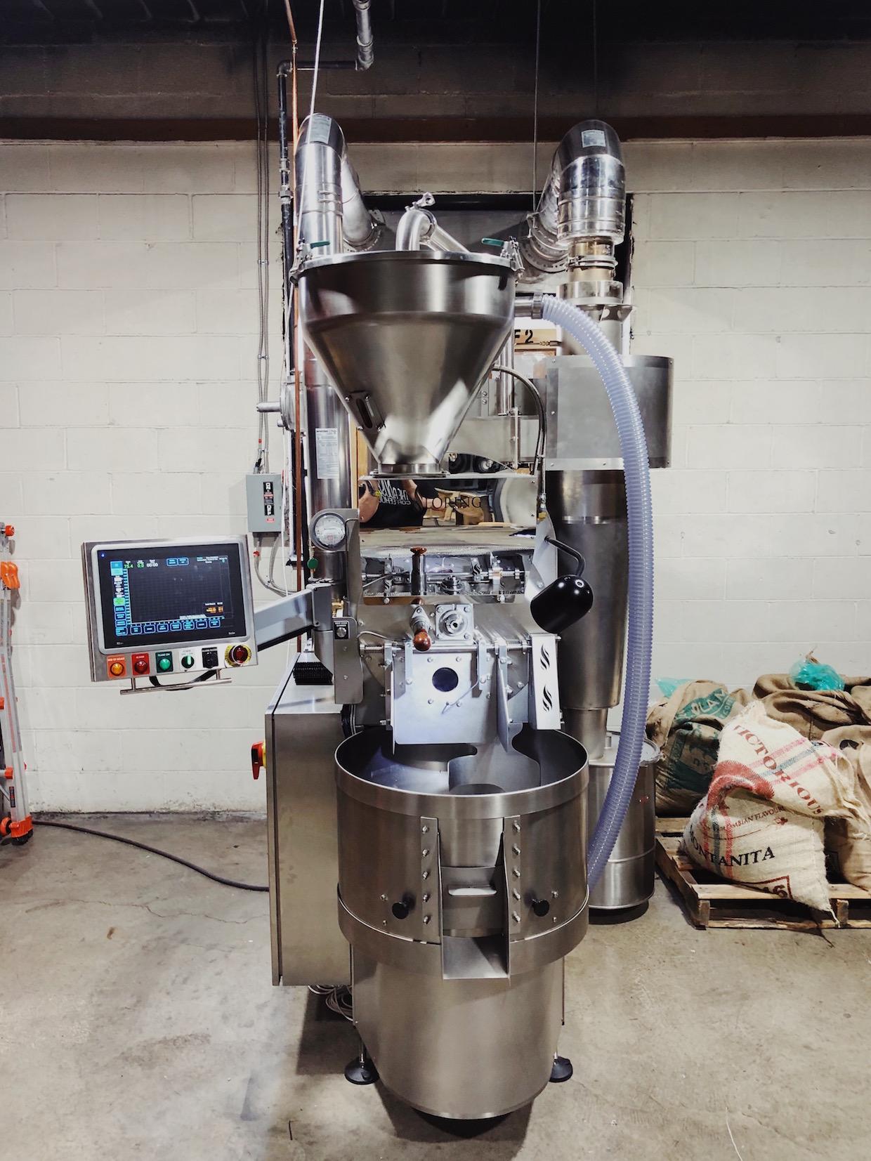 Roosevelt Coffee Loring