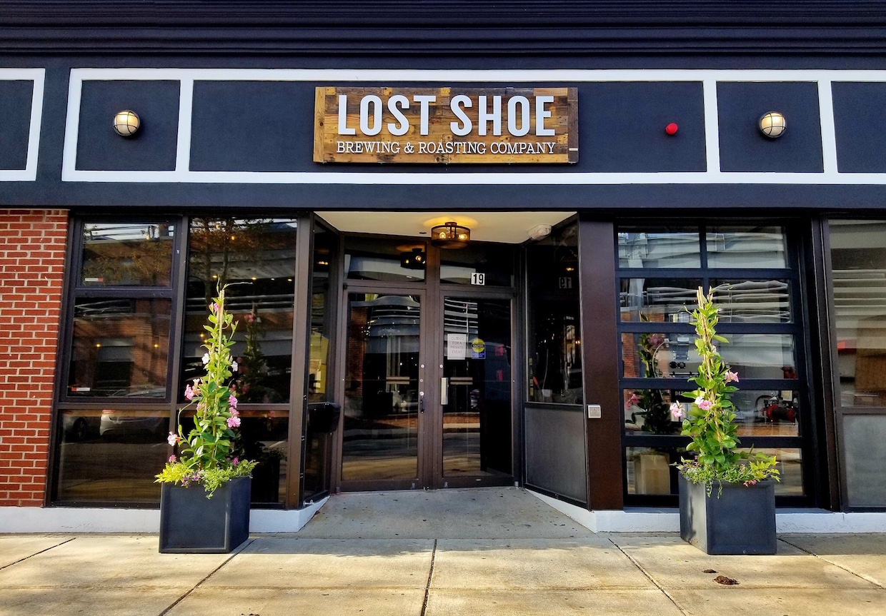 Lost Shoe brewing roasting