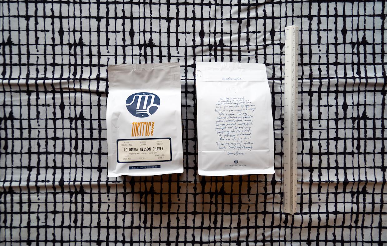 Metric Coffee Bags