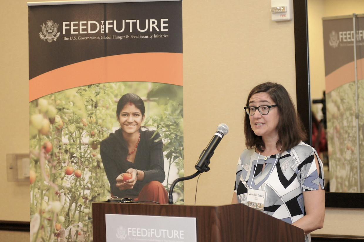 USAID's Jennifer 'Vern' Long to Take Over as CEO of World Coffee Research