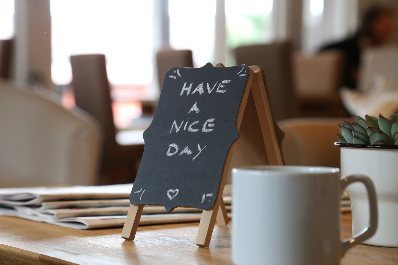 coffee break have a nice day