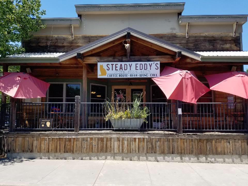 Steady Eddy's coffee Winters