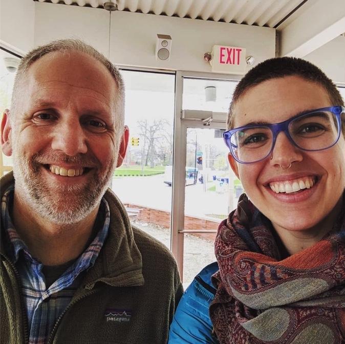 Co-Owners Matt Bjurman and Kara Huckabone – Photo Credit Vertex Facebook