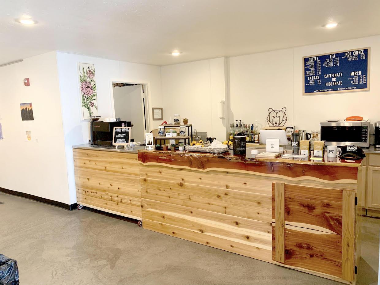 Bear Cave Coffee Shop Mesquite