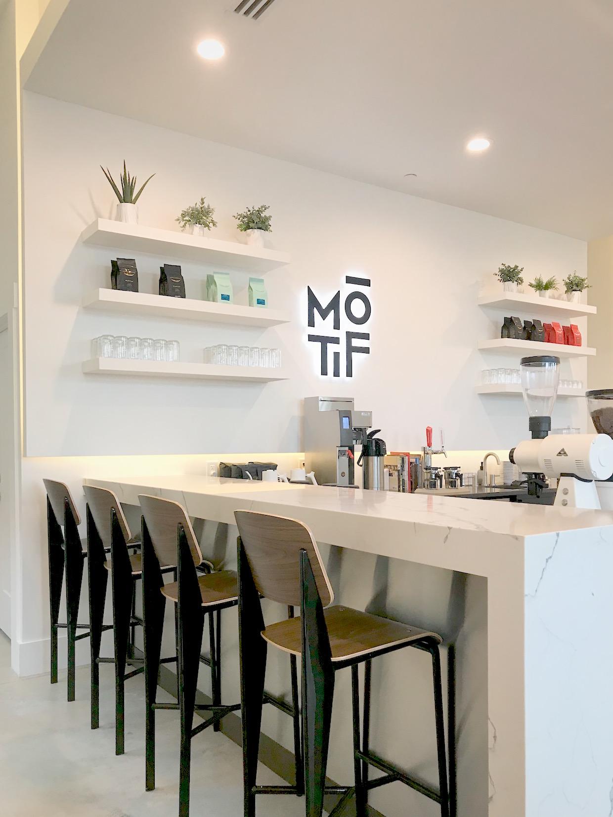 Cafe Motif Columbus Georgia