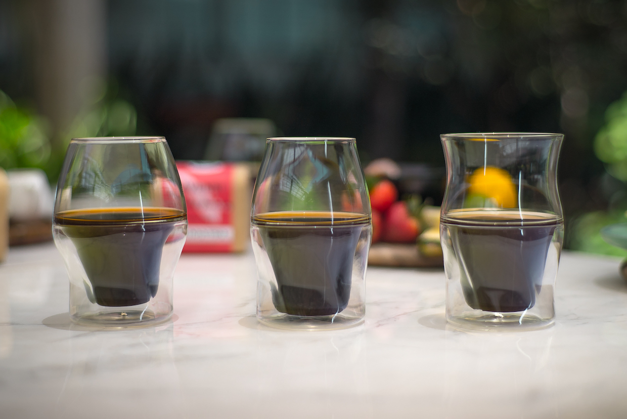 Avensi coffee glasses