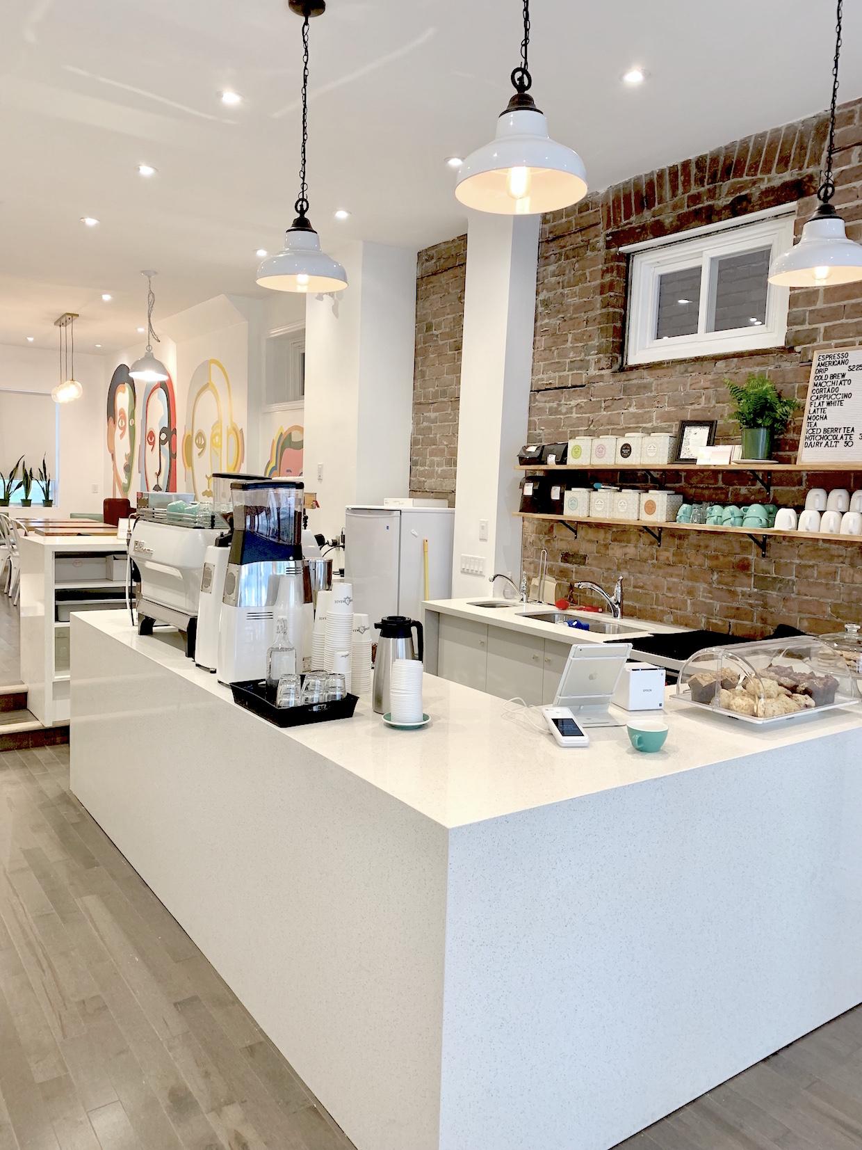 Morning Parade Coffee Bar Toronto Beach Hill