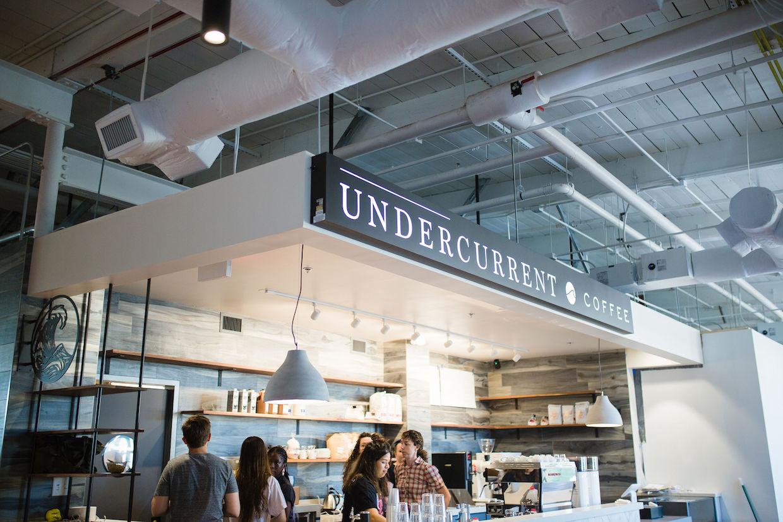 Undercurrent Coffee Optimist Hall Charlotte, NC