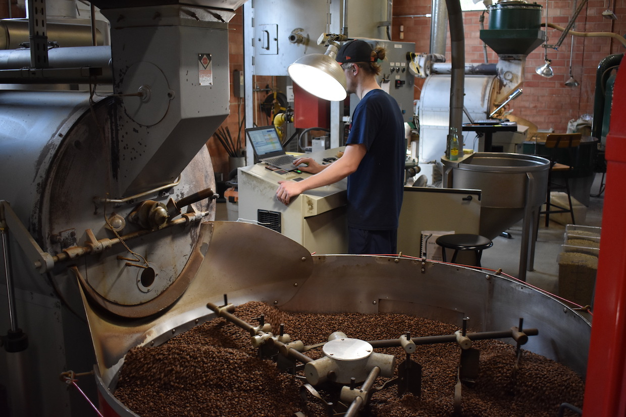 San Antonio Coffee Roaster