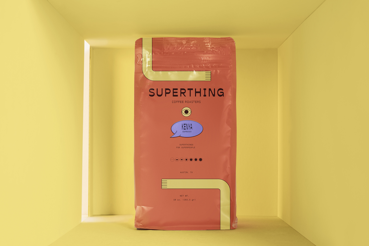 Superthing Coffee Austin