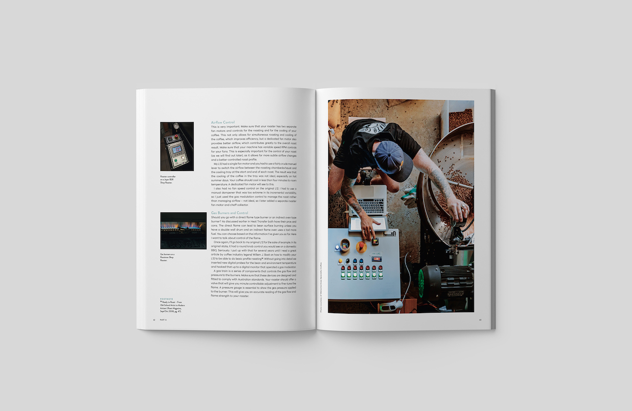 The Artisan Roaster Book
