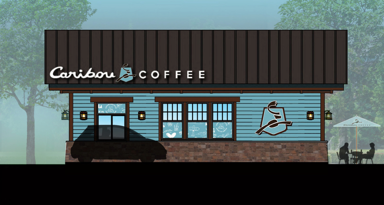 Caribou Cabins new store concept