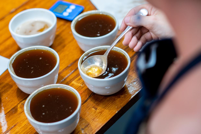 Hawaii_coffee_cupping