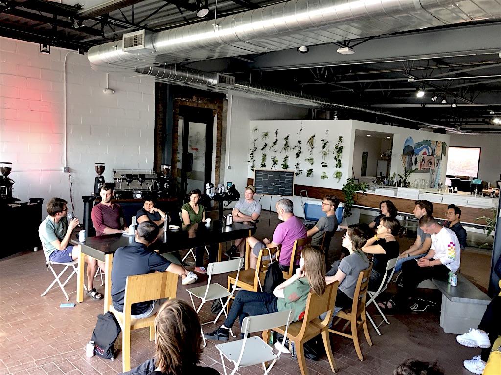 coffee seminar education