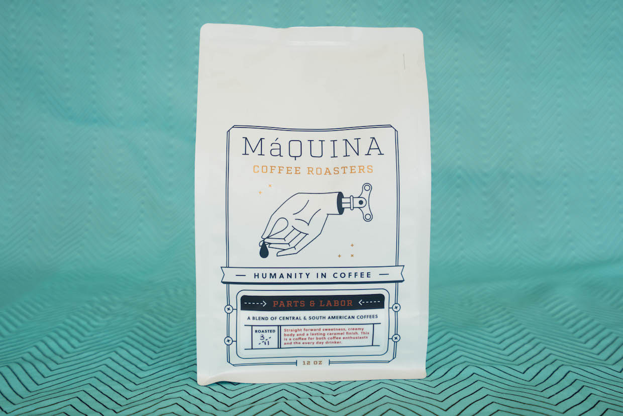 Maquina Coffee Roasters