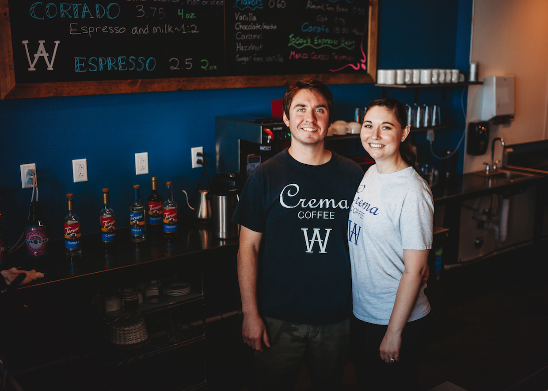Aaron and Amy Wilson – photo by Arizona Wildflower Photography