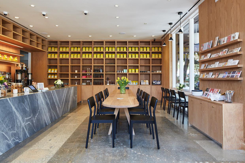 Caffe Luxxe Montecito