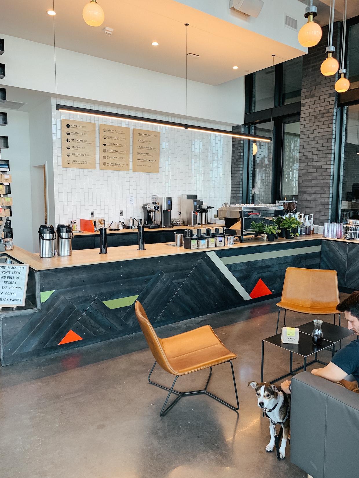 Cartel Coffee Lab Arrive East Austin