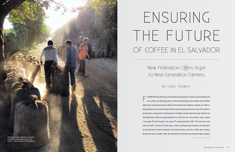 Ensuring the Future El Salvador