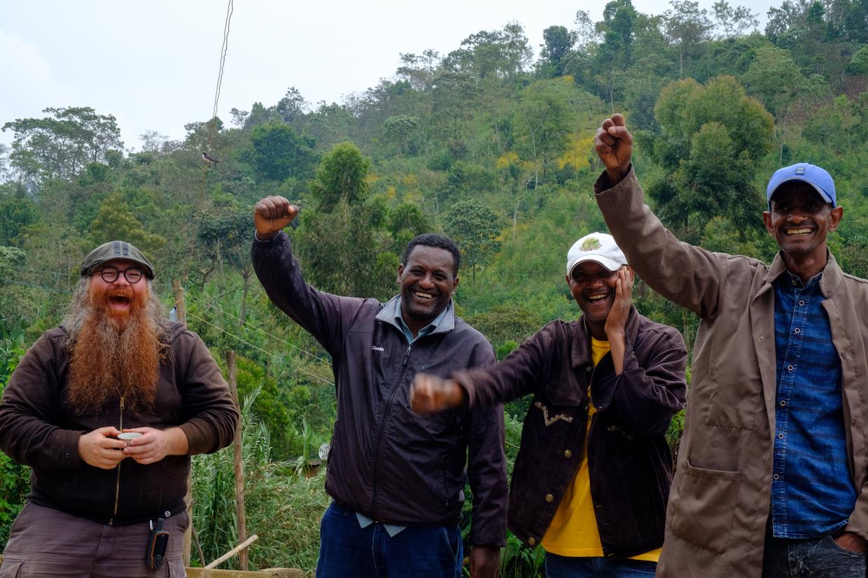 Catalyst Trade Ethiopia coffee