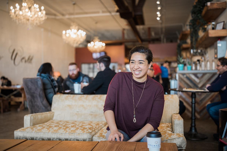 Melissa Villanueva Brewpoint Coffee