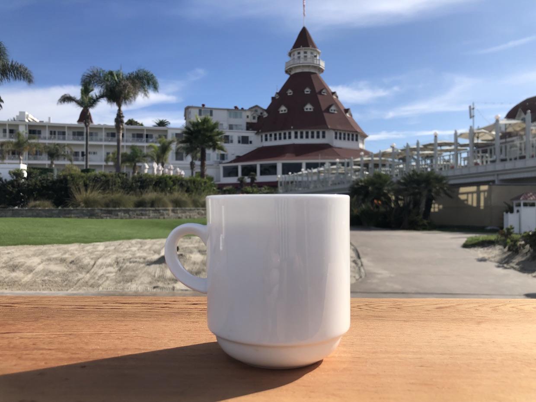 PCCA at Hotel Del Coronado