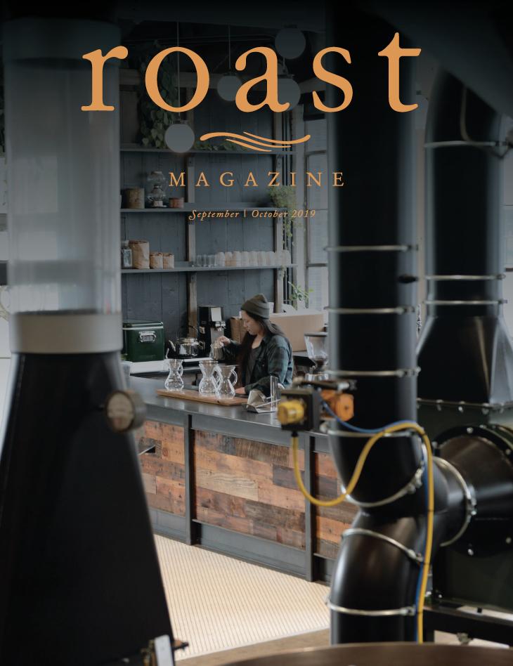 Sept-Oct 2019 Roast